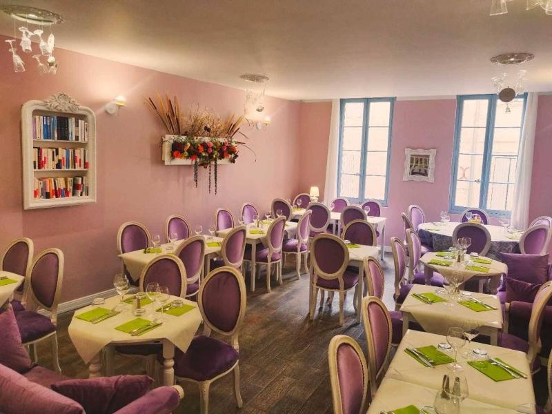 Le salon de thé - Alice et ses merveilles - Restaurant Avignon